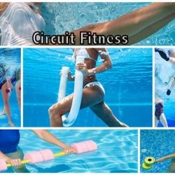 Circuit fitness aquabike sur Nantes