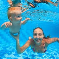 Activités bébés nageurs à Nantes